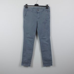 7 For All Mankind Slim Jeans grey cotton