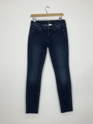 7 For All Mankind Tube jeans blauw