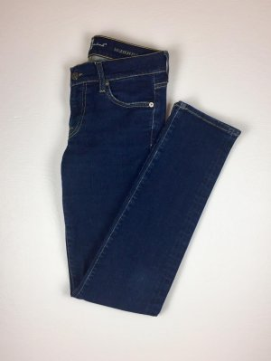 7 For All Mankind Slim jeans donkerblauw