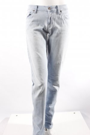 7 For All Mankind Jeans hellblau 29