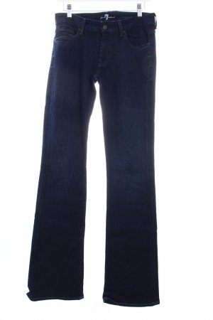 """7 For All Mankind Jeans """"kimmie"""" dunkelblau"""