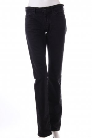 7 For All Mankind Jeans schwarz
