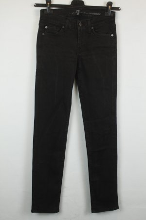 7 For All Mankind Jeans Slim Fit Gr. 25 | Modell: Roxanne