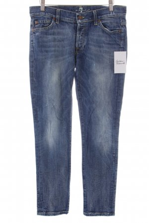 7 For All Mankind Jeans stahlblau Casual-Look