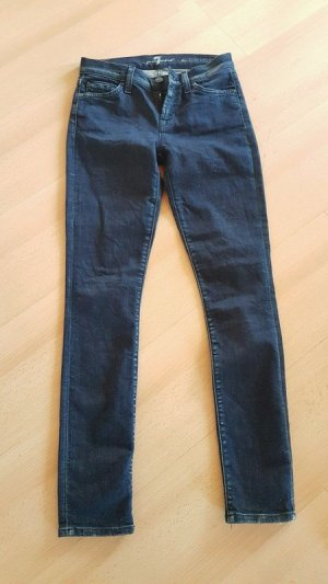 "7 for all mankind Jeans ""The Skinny"" 25"