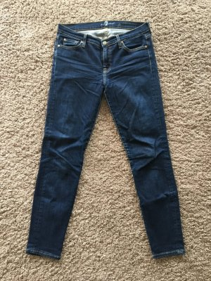 7 for all mankind Jeans, The Skinny, Größe 29/32