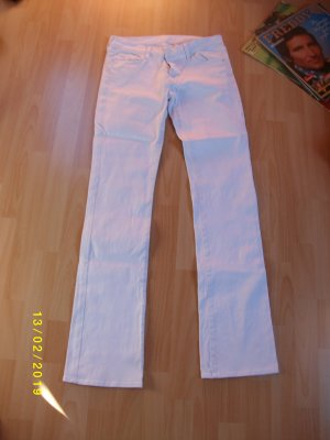 7 for all mankind Jeans, weiß, Gr. 28