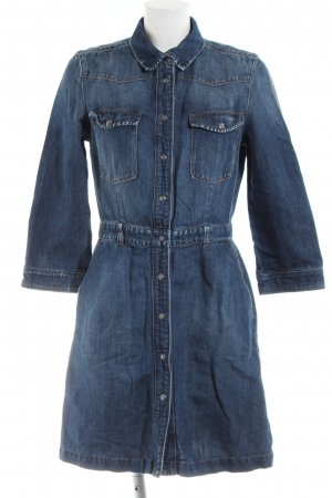 7 For All Mankind Denim Jacket blue casual look