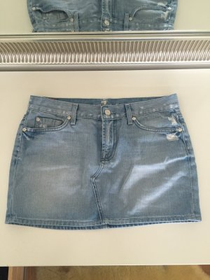 7 For All Mankind Jeansrock