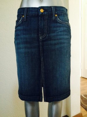 7 for all mankind Jeansrock Gr. 27