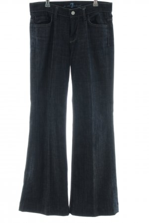 7 For All Mankind Denim Flares blue casual look