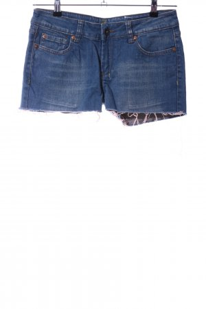 7 For All Mankind Jeansshorts blau Casual-Look