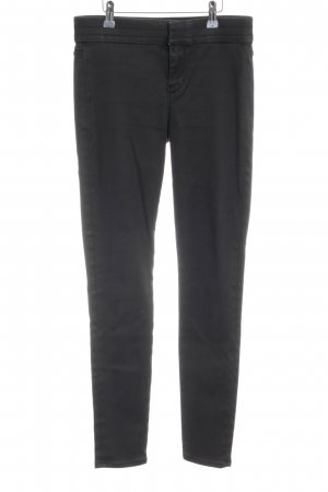 7 For All Mankind Jegging gris foncé élégant