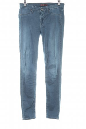 7 For All Mankind Jegging gris ardoise style décontracté