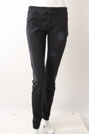 7 For All Mankind Jeggings schwarz