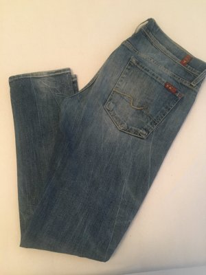 7 for all mankind Josefina Boyfriend 28/32