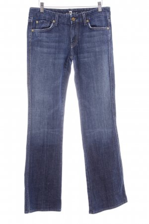 7 For All Mankind Vaquero Marlene azul oscuro estilo country