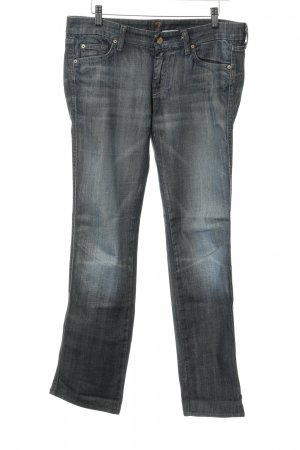 7 For All Mankind Marlenejeans mehrfarbig Business-Look