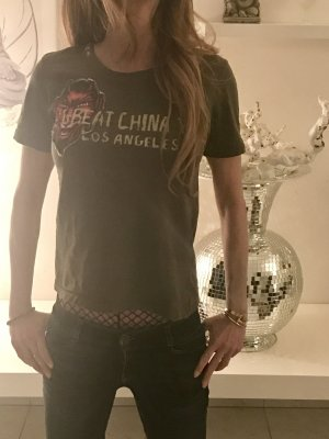 7 for all Mankind meets The Great China Wall T'shirt