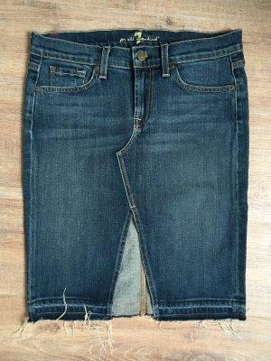 7 for all mankind Pencil Skirt - seltener Jeansrock