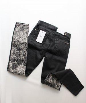 7 for all mankind Röhre super Skinny sexy Hose Gr.inch 23 xxs
