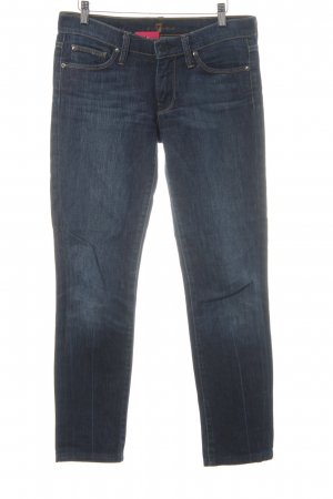 7 For All Mankind Jeans a sigaretta blu scuro stile casual