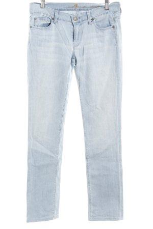 7 For All Mankind Jeans a sigaretta Colore sfumato stile casual
