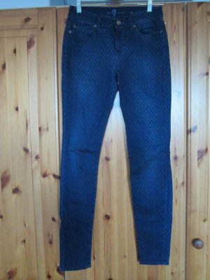 7 for all Mankind Röhrenjeans Skinny Gr. 26 TOP!!