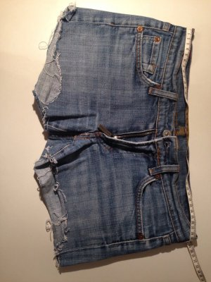 7 for all Mankind Shorts Denim 27 sexy cool Urlaub Sommer Klassiker