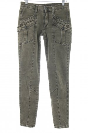 7 For All Mankind Skinny Jeans khaki Casual-Look