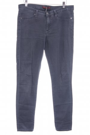 7 For All Mankind Skinny Jeans anthrazit Casual-Look
