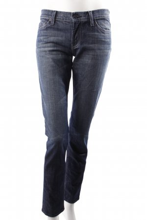 7 for all Mankind Skinny Jeans blau
