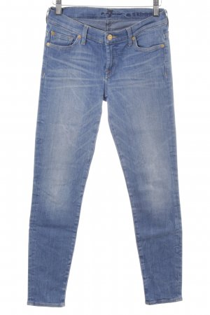 7 For All Mankind Jeans skinny blu stile casual