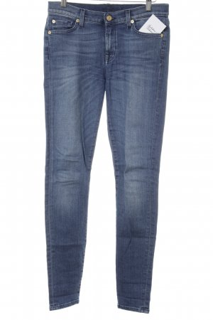 7 For All Mankind Jeans skinny blu stile semplice