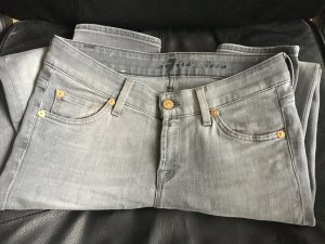 7 for all mankind Skinny Jeans Gr. 26 Grau NEU