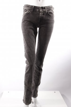 7 for all Mankind Skinny Jeans grau