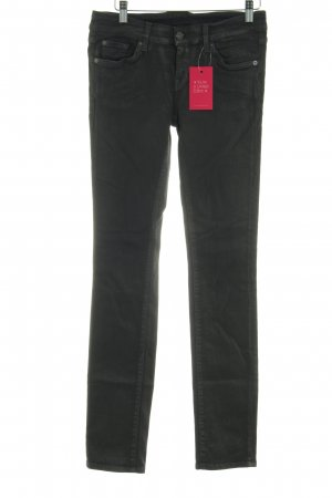 7 For All Mankind Skinny Jeans grey casual look