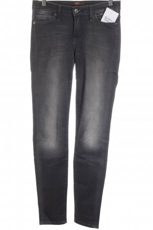 7 For All Mankind Skinny Jeans grau Casual-Look