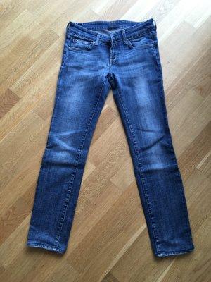 7 for all Mankind Skinny Jeans Größe 25