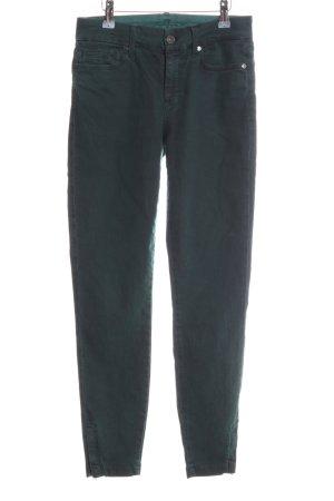 7 For All Mankind Skinny Jeans kadettblau Jeans-Optik
