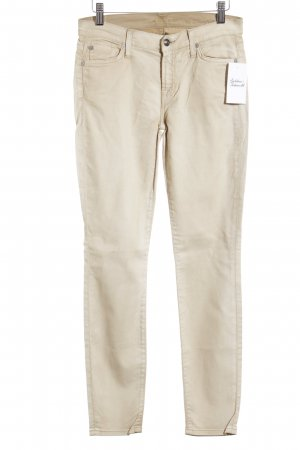 7 For All Mankind Skinny Jeans nude Casual-Look