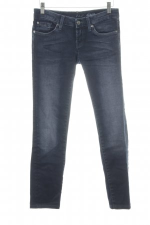 "7 For All Mankind Vaquero skinny ""olyvia"" azul"