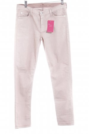7 For All Mankind Vaquero skinny rosa look casual