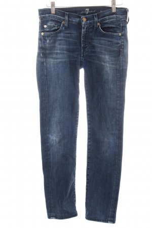 "7 For All Mankind Skinny Jeans ""roxanne"""