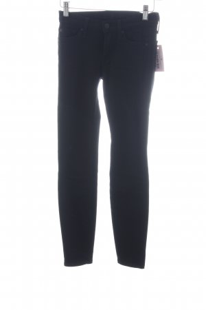 7 For All Mankind Vaquero skinny negro look casual