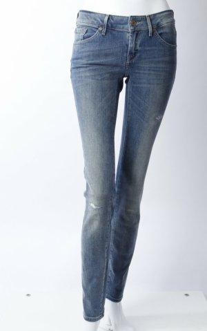 7 For All Mankind Skinny Jeans Used Optik