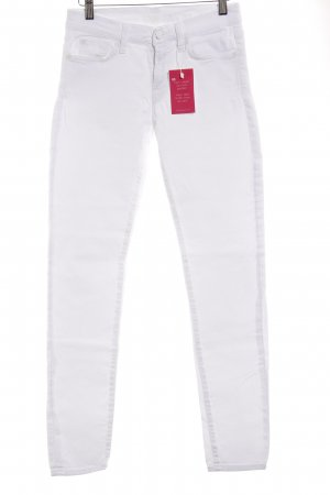 7 For All Mankind Vaquero skinny blanco look casual