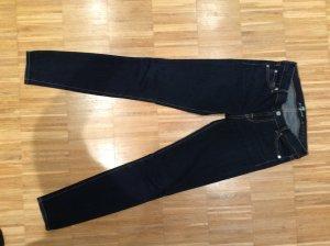 7 for all mankind skinny  Jeans/ wunderschöne und angesagte dunkelblaue Färbung