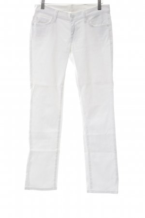 7 For All Mankind Vaquero slim blanco look casual