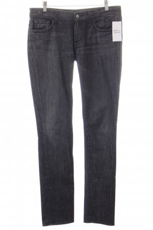 7 For All Mankind Vaquero slim gris antracita look casual
